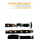 Plain and Fancy - Lambert, Cecily