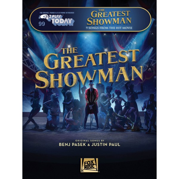 The Greatest Showman - Keyboard / Organ
