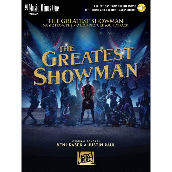 The Greatest Showman - Music Minus One (Vocal)