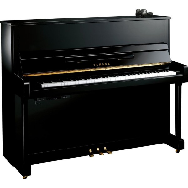 Yamaha B3 Upright Piano with Silent System SC2