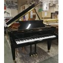 Schimmel 213T grand piano in black polyester (pre-owned)