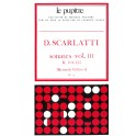 Scarlatti, Domenico - Keyboard Sonatas, Vol 3