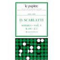 Scarlatti, Domenico - Keyboard Sonatas, Vol 5