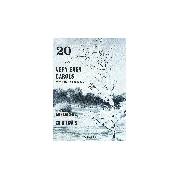 20 Very Easy Carols - Lewis, Eric