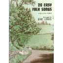 20 Very Easy Folk Songs - Lewis, Eric