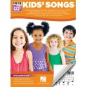 Kids' Songs - Super Easy Songbook for Piano