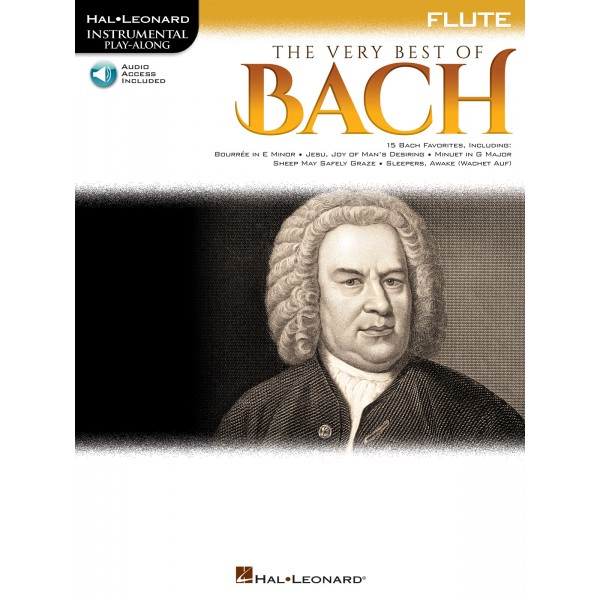 The Very Best of Bach - Flute