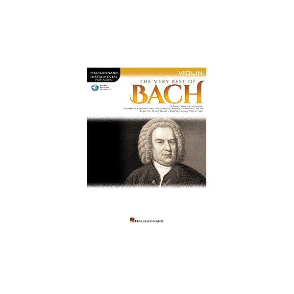 The Very Best of Bach - Violin