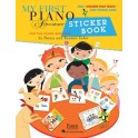Faber Piano Adventures: My First Piano Adventure Sticker Book