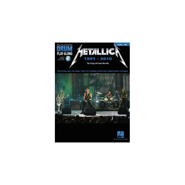 Metallica: 1991-2016 - Drums