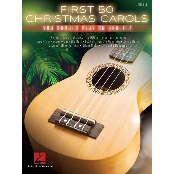 First 50 Christmas Carols You Should Play on Ukelele