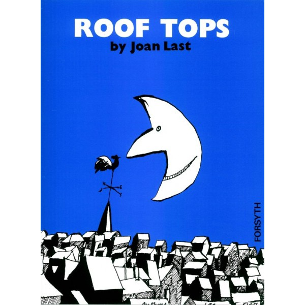 Roof tops image