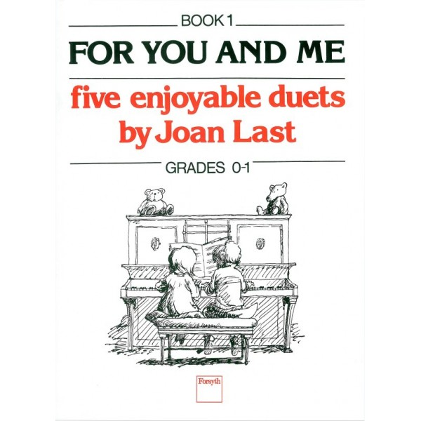 For You and Me Book 1 - Last, Joan