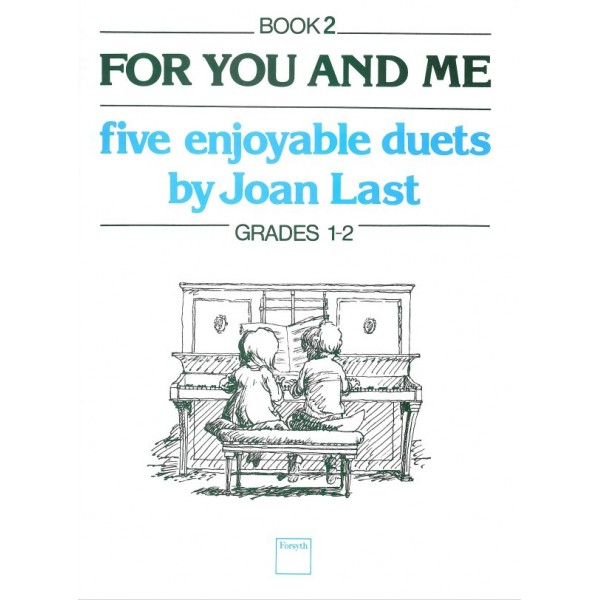 For You and Me Book 2 - Last, Joan