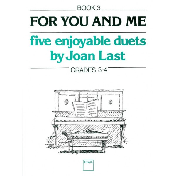 For You and Me Book 3 - Last, Joan