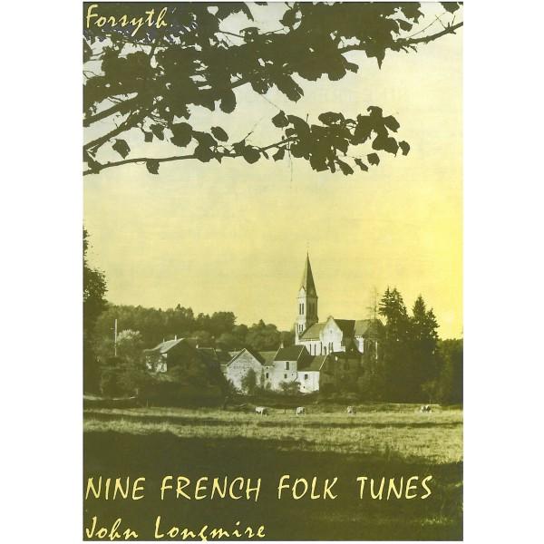 Nine French Folk Tunes - Longmire, John