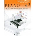 Piano Adventures: Level 2B Lesson And Theory Book - International Anglicized Edition (Book/CD) - Faber, Nancy (Author)