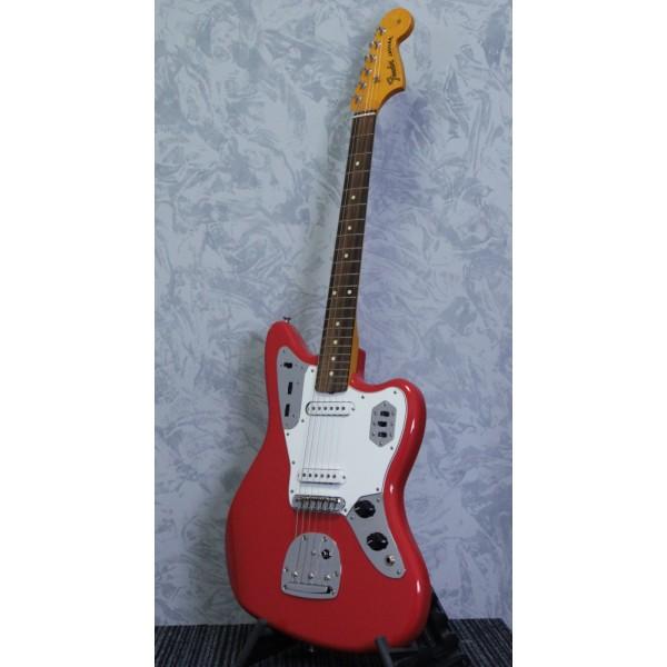 Fender Classic Series 60's Jaguar Lacquer - Fiesta Red