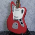 Fender Classic Series 60's Jaguar Lacquer - Fiesta Red