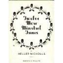 More Minstrel Tunes - Nichols, Heller