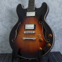 Eastman T184MX Sunburst Thinline Semi-Acoustic
