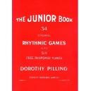 Thirty-Four Rhythmic Games - Pilling, Dorothy
