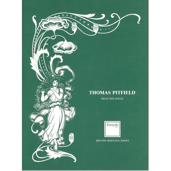 Selected Songs - Pitfield, Thomas