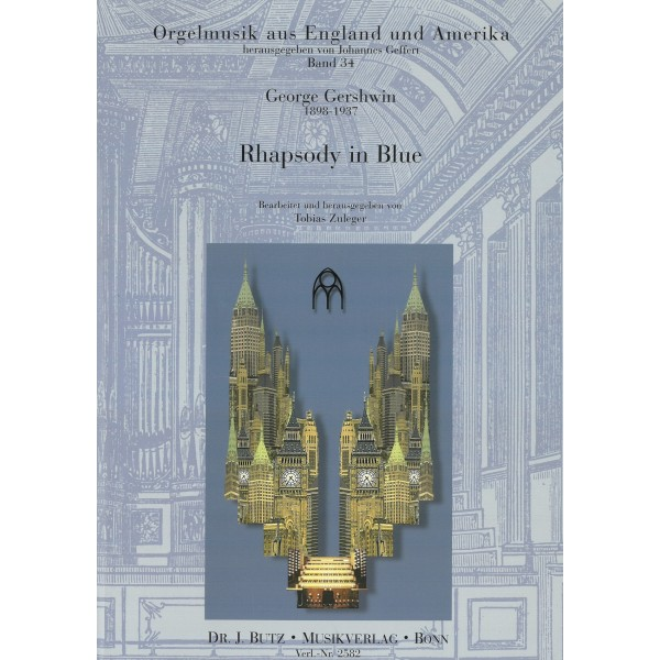 Gershwin, George - Rhapsody in Blue (Organ)