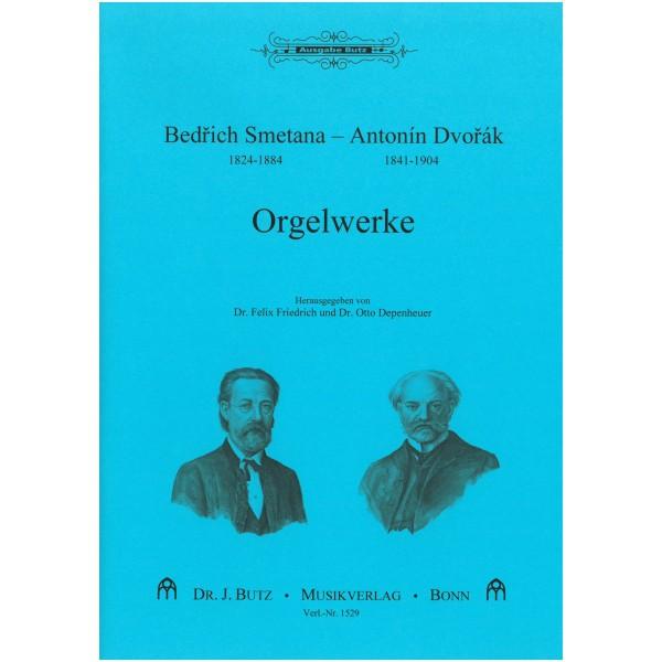 Dvorak & Smetana - Organ Works