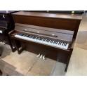 Schimmel C116T in Dark Walnut Satin with Chrome fittings Upright Piano