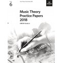 ABRSM Music Theory Practice Papers 2018, Grade 6 (Six)