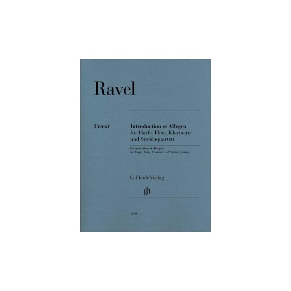 Ravel, Maurice - Introduction et Allegro
