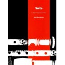 Suite - orchestral score - Rawsthorne, Alan