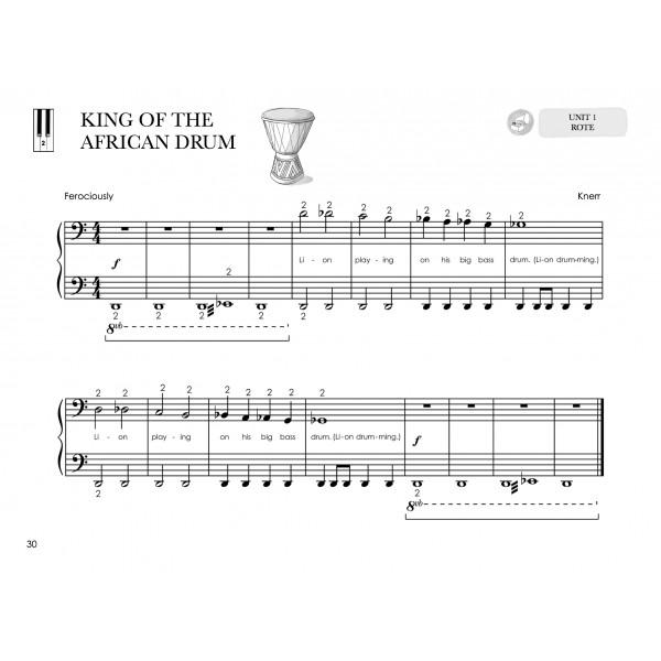 Piano Safari: Repertoire Book 1 (revised)
