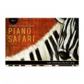 Piano Safari: Sight Reading & Rhythm Cards 1