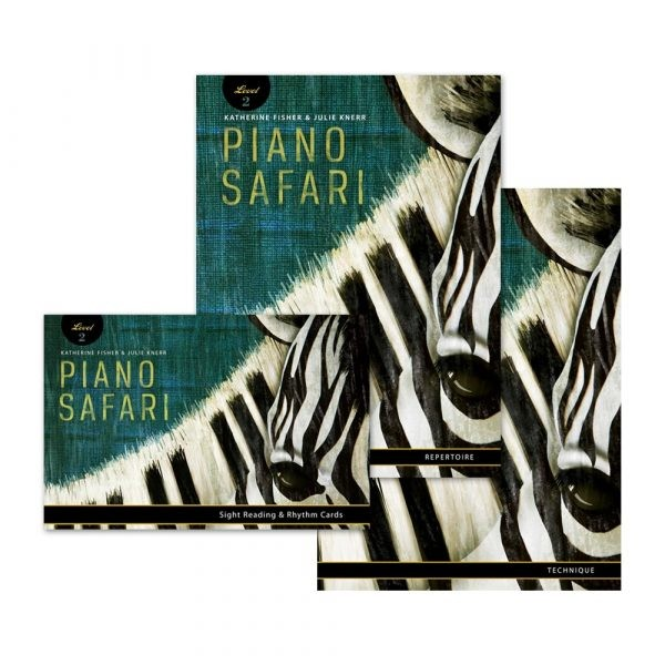 Piano Safari: Pack 2