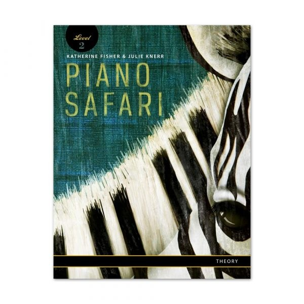 Piano Safari: Theory Book 2