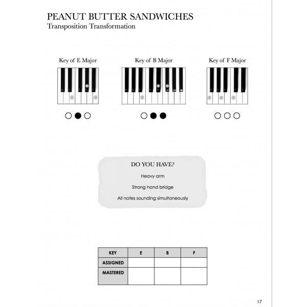 Piano Safari: Technique Book 2