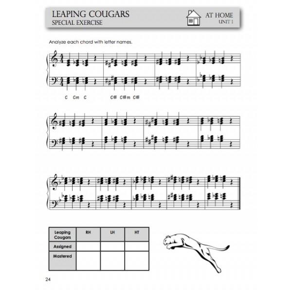 Piano Safari: Technique Book 3