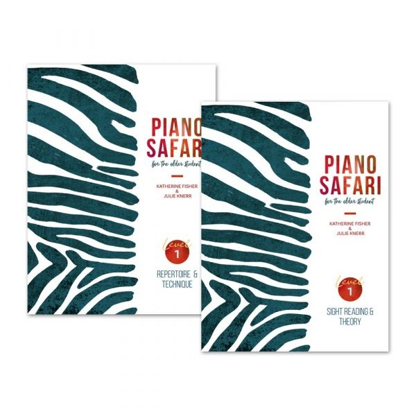 Piano Safari: Older Beginner Pack 1