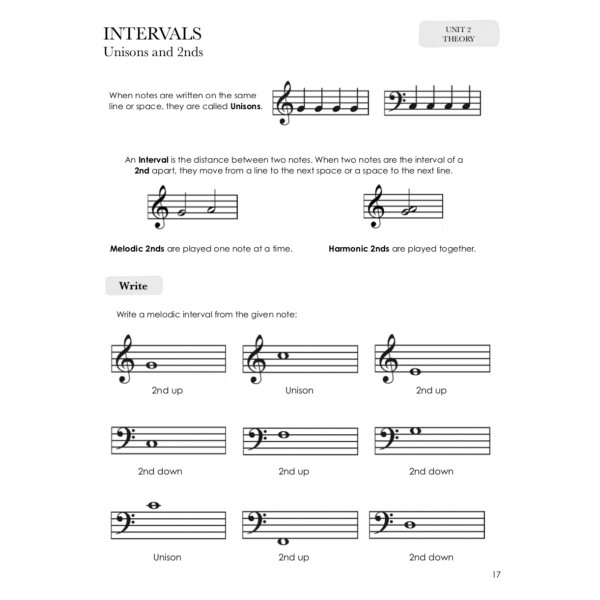 Piano Safari: Older Beginner Sight Reading & Theory 1