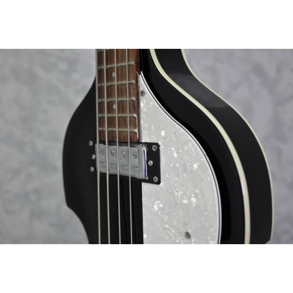 Hofner Ignition Violin Bass Guitar Black