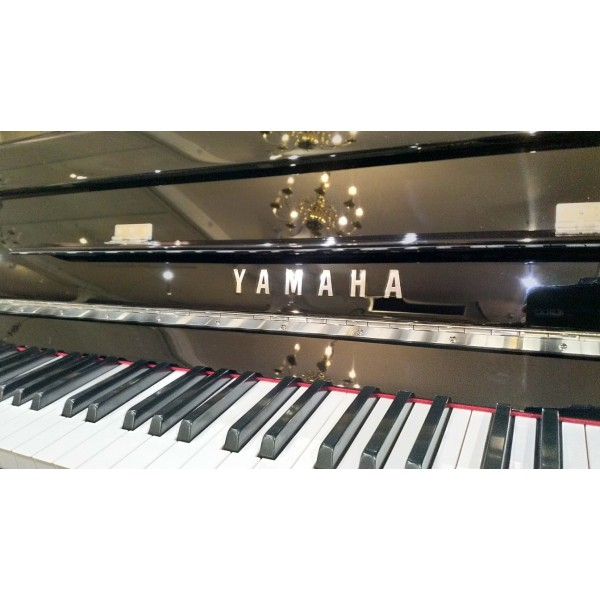 Yamaha B2 Black Polyester Chrome Fittings with Silent System SC2