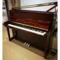 Wilhelm Schimmel W118T Upright Piano in Mahogany Polyester