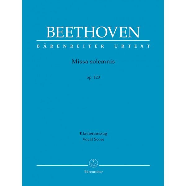 Beethoven, Ludwig van - Missa solemnis op. 123