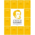 Schubert, Franz - A Taste of Schubert for Medium Voice