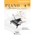 Faber Piano Adventures: Level 4-5 Lesson & Theory