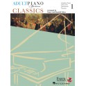 Adult Piano Adventures - Classics, Book 1