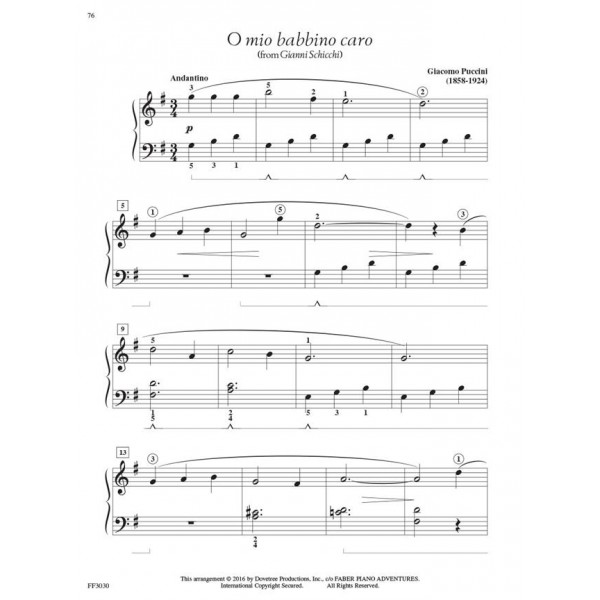 Adult Piano Adventures - Classics, Book 1