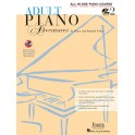 Adult Piano Adventures - All-in-One Lesson Book 2 with CD